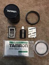 Tamron AF 28-200mm F/3.8-5.6 Aspherical Lens