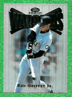 TOPPS FINEST  KEN GRIFFEY JR  #139 UNCOMMON  1997  as shown