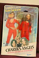 VINTAGE HASBRO CHARLIE'S ANGELS SABRINA/KATE JACKSON DOLL ca 1977!!