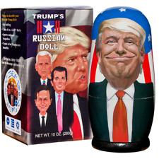 Trump's Amazing Russian Nesting Doll - Featuring Vladimir Putin