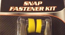 * Snap Fastener Kit with 108 Snaps_Shirts,Jeans,Bags,Jackets,Crafts_Add A Snap!