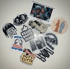 30 Pack Dumb and Dumber Stickers!!