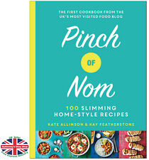 PINCH OF NOM 100 Slimming Home-style Recipes BRAND NEW **FREE EXPRESS DELIVERY**