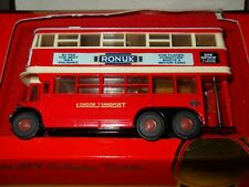 """MATCHBOX  MODEL No. Y-10 1931 AEC TROLLEYBUS """"DIDDLER""""   Now Vintage new stock"""