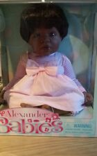 "Madame Alexander 18"" Collectable Life-Like Baby Doll  in gift box - RRP £99"