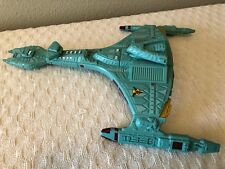 STAR TREK Next Generation KLINGON ATTACK CRUISER 1993 by Playmates Loose