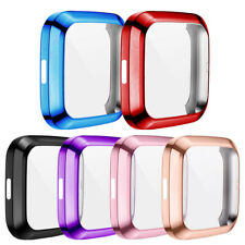 For Fitbit Versa 2 Watch Slim Case Full Screen Protector Protect Bumper Cover