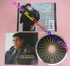 CD AUSTIN MAHONE The Secret 2014 Eu CHASE RECORDS 378426-7 no lp mc dvd (CS16)