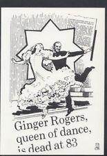Post-War (1945-Present) Printed Collectable Actress Postcards