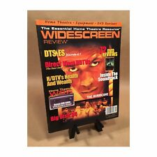 Widescreen Magazine Denzel Washington The Hurricane Direct View Hdtv Dts-es