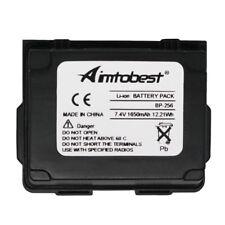 BP-256 BP256 1620mAh Li-ion Battery for Icom Radio IC-92AD IC92AD IC-92