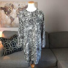 JENNIFER LOPEZ women's size 12 large rhinestone embellished career dress