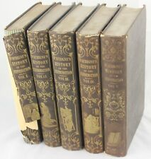 Merle D'Aubigne History Of The Reformation 16th Century 5 Volumes American Tract