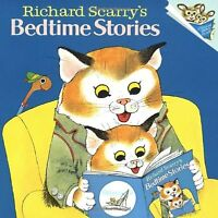 Richard Scarrys Bedtime Stories (Pictureback(R)) by Richard Scarry