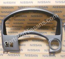 Genuine Nissan 2004-2006 Titan Armada Cluster Lid Gauge Cover Bezel NEW OEM