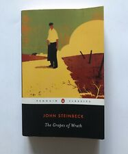 GREAT CONDITION The Grapes of Wrath by John Steinbeck  Penguin Classics 2006