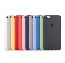 "GENUINE ORIGINAL Apple Silicone Case für iPhone 6(S) 4.7"" -14 COLORS"