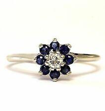 10k White Gold .15ct TDW Diamond Ring