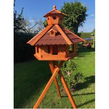 Vogelhaus von S bis XXL in verschiedenen Farben | Futterhaus Vogelhäuschen