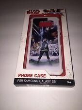 Star Wars Phone Case for Samsung Galaxy S8