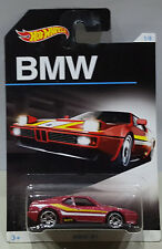 HOT WHEELS 2016 BMW SERIES BMW M1 1/8 DJM80