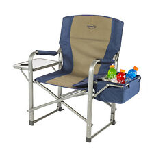 Kamp-Rite Director's Chair with Side Table and Cooler