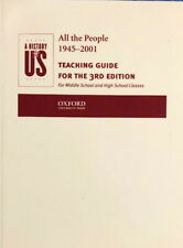 Joy Hakim: A History of US: Bk 10: All The People: 1945-2001 Teaching Guide