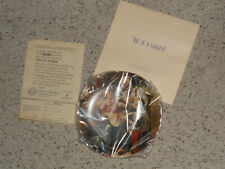 "Norman Rockwell, ""The Toy Maker""plate 22553A,1977, first edition,unopened-nice!"