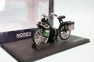 Norev - MOBYLETTE SOLEX 3800 1966 noir réf. 182065 Neuf 1/18
