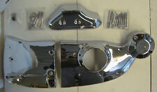 81-UP Sportster DRESS UP KIT Cam Cover, Sprocket Cover, Master Cylinder Cover