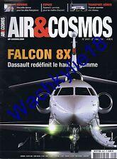 Air & Cosmos n°2407 du 23/05/2014 Falcon 8X Dassault