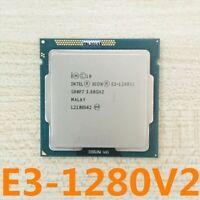 Intel Xeon E3-1280 V2 CPU Quad-Core SR0P7 3.6 GHz 8M 5 GT/s LGA 1155 Processor