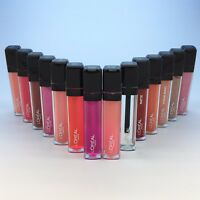 L'Oreal Infallible Lip Gloss Cream Neon Dazzle Matte 8ml [14 Shades Available]