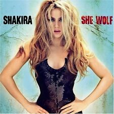 She Wolf, Shakira, Very Good CD