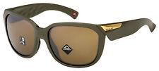 Oakley Rev Up Women's Sunglasses OO9432-0459 Matte Olive | Prizm Tungsten Lens