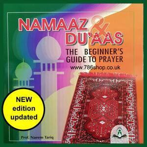 Namaaz & Duas ( Namaz Beginner's Guide to Islamic Prayer salah Book ) nammaz New