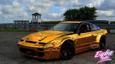 NISSAN 200SX S13 ROCKET BUNNY GREDDY ARCHES V2  S14 S14a CA SR RB JZ body kit