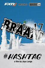 BRAAAP 17: #HASHTAG SNOW SPORTS DVD NEW