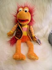 Fraggle Rock Gobo Plush Toy Jim Henson 2009 Crazy Hair and Tail