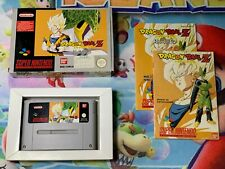 Juego Super Nintendo Snes Dragon Ball Z Butouden Pal Españolizado Original CIB