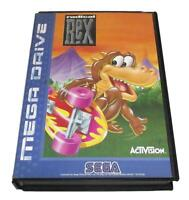 Radical Rex Sega Mega Drive PAL *No Manual*