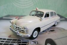 1/43 GAZ-12 ZIM Soviet Ambulance die cast model IXO DeAgostini 1 Cars on Service