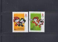 Liechtenstein 2008 Olympics 1412-1413  mint never hinged