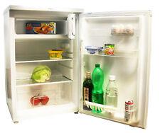 Kühlschrank mit Eisfach Gefrierfach Kühlgerät 109 Liter 84 cm Weiß EEK A+
