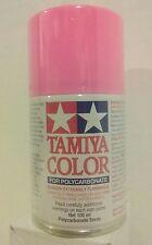 Tamiya Polycarbonate aerosol,  PS-29, Fluorescent Pink.