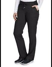 Grey's Anatomy Style 4245 Black Urban Cargo Pants Size L