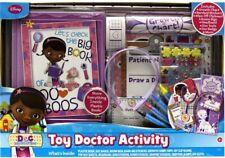 Doc McStuffins Toy Doctor Activity