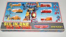 Devastator Construction Set Die-Cast Six In One New In Box MIB Action Figure