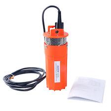 12V DC Submersible Deep Solar Well Water Pump-Alternative Energy -AM -BM