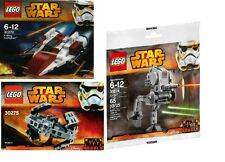 LEGO Star Wars Polybags 2015 30272 30274 30275